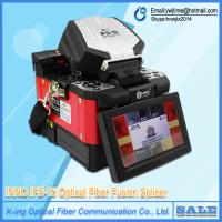 Hot sale FTTH INNO IFS-15 multilanguage Automatic Intelligent Fusion Splicing Optical Fiber Fusion Splicer machine Manufactures