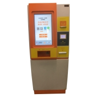 Buy cheap Android 5 6.0 OS Card Dispensing Kiosk Terminal Customized from wholesalers