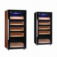 Buy cheap Electronic Cigar Cabinet Humidor with Humidifier and Temperature Adjustable System from wholesalers