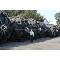 Buy cheap Marine Mooring Rubber Fender in customized sizes with chains and tyres from wholesalers