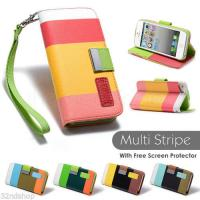 Buy cheap Colorful Hybid PU Leather Wallet mobile Phone Case For Sony Xperia Z1 ( L39H ) from wholesalers