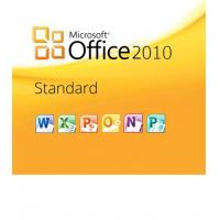 Buy cheap Stable Office 2010 Standard Product Key , Microsoft Office 2010 Product Code from wholesalers