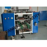 Food Silicone Oil Paper Roll Center Rewinding Machine For Barbecue Oven Paper Manufactures