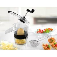 Buy cheap Spiral Onion Kitchen Vegetable Cutter , FDA ECO Friendly Plastic Slicer from wholesalers