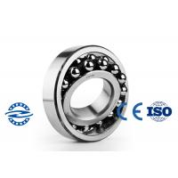 China Double Row 1206 Self Aligning Ball Bearing Corrosion Resistant For Gear Motor ABEC-3 on sale