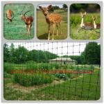 Buy cheap Rabbit & Deer Fence Netting,  50mm black mesh plastic netting-UV stabilised from wholesalers