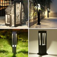 Buy cheap Exterior Waterproof Landscape Domestic LED Lighting For Garden Backyard 110~230V 5w~20w from wholesalers
