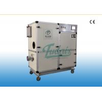 Buy cheap Moveable Industrial Desiccant Rotor Dehumidifier Customized 1500m3/h from wholesalers