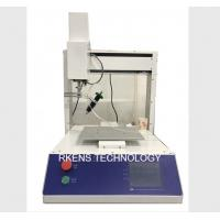 Buy cheap 4 Axis Automatic Hot Glue Dispenser 360 Degrees Rotary Dispensing Syringe from wholesalers