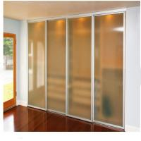 Buy cheap aluminum sliding screen door sliding frosted glass doors from wholesalers