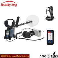 Buy cheap Searching All Round Long Range Metal Detector Gold , Cpx 5000 Underground Gold Scanner from wholesalers