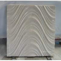 Wholesale Natural 3d marble wave inside wall paneling from china suppliers