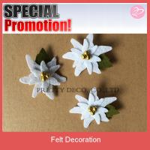 Buy cheap Handmade felt flower bouquet save pin brooch from wholesalers