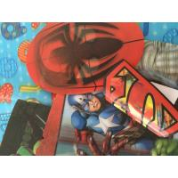 Buy cheap PLASTICLENTICULAR Crafts & Sewing flip 3d lenticular vinyl fabric sheet pvc 3d lenticular clothing from wholesalers