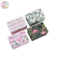 Buy cheap Colorful Apparel Packaging Boxes , Personalised Cardboard Boxes from wholesalers