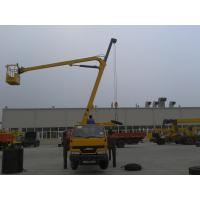 Platforms Boom Lift Truck 85kw For Aerial Work With JX493ZLQ3 Engine