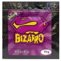 10g Bizarro Herbal Incense Zip Lock Bags Stand Up Spout Pouch With Different Flavors Manufactures