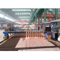 Wholesale CNC Gantry Type Strip Flame and Plasma Cutting Machine  for H Beam Production line 3200X10000mm Cutting Size from china suppliers