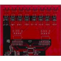 Buy cheap Au 1-10U'' ENIG 5 OZ PTFE ROGERS 8 layer Halogen Free 1.2um Immersion Tin pcb from wholesalers