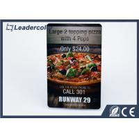 Buy cheap ISO 15693 MIFARE ® Smart Cards , Programmable RFID Card Full Color Printing from wholesalers