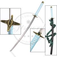 Buy cheap 41 Anime Greatsword Japanese Bleach Toshiro Hitsugaya Samurai Sword from wholesalers