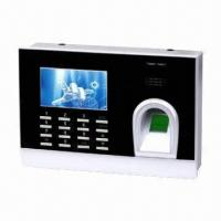 Wholesale 3.0-inch TFT Fingerprint Time Attendance, Supports RS232/485 Communication, USB-client  from china suppliers