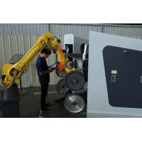 Buy cheap Full Automatic Stainless Steel Buffing Machine For Automobile Industry from wholesalers