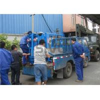 Buy cheap Easy Loading Vertical Mast Lift Mobile Elevated Platform For One Person from wholesalers