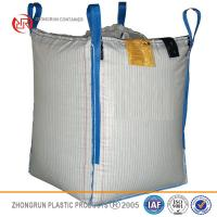 China gravel bags 500kg bag packing natural stone pebble from China Exported Pebble on sale