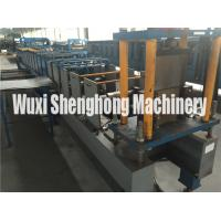Buy cheap K Style Half Round Gutter Roll Forming Machine 6 Inch Galvanized Sheet from wholesalers