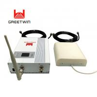 Buy cheap Isolation Inspection 4G Mobile Signal Repeater 27dBm LTE2600MHz 5000sqm Coverage from wholesalers