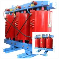 Buy cheap 10kV - 50kVA Dry Type Transformer Air Cooling Self Extinguishing 3 Phase from wholesalers