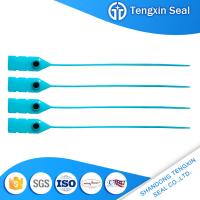 Buy cheap TX-PS 102 Quality is reliable numbered security plastic container seal for money bag from wholesalers