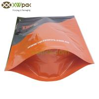 Buy cheap Custom Printed Stand Up Pouches With Zipper For Coffee Body Scrub Packaging from wholesalers