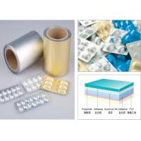 Buy cheap Pharmaceutical Packaging Material Cold Aluminium Foil For Generic Medicine Packaging from wholesalers