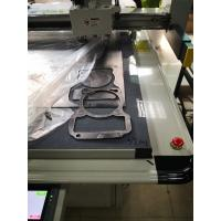 Buy cheap Graphite Gasket Seal Insulation Digital CNC Knife Cutting Production Machine from wholesalers