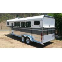 Buy cheap 4 horse goosenck trailers from wholesalers
