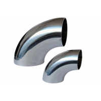 Buy cheap Pipe 316L SGS Stainless Steel 180 Degree Elbow from wholesalers