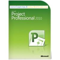 Microsoft Project Professional 2010 Product Key Code , FPP Key Manufactures