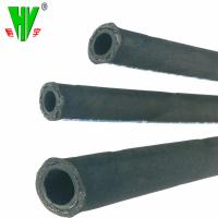 Buy cheap Hydraulic rubber hoses braided rubber flexible hydraulic hose R1AT from wholesalers