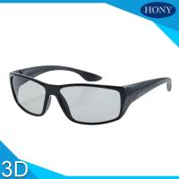 Buy cheap PC Plastic Polarized Circular Passive 3D Glasses For Movies from wholesalers