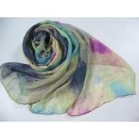 Wholesale Rainbow Printed Polyester Scarf (HP-C2406) from china suppliers