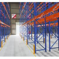 Buy cheap Huichen Warehouse storage selective pallet racks heavy duty adjustable steel store racking from wholesalers