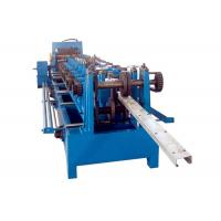 Buy cheap Hydraulic Automatic C U Z Purlin Making Machine 1.5 - 3.0mm Thickness from wholesalers