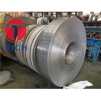 Buy cheap GB/T12770 12Cr18Ni9 019Cr19Mo2NbTi Welded Stainless Steel Tubes for Mechanical Structures from wholesalers