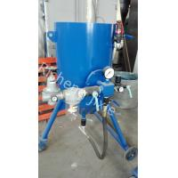 Buy cheap Pressure Industrial Sand Blasting Machine For Metal Finishing / Polishing from wholesalers