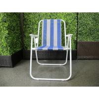 Buy cheap Textilene Fabric Spring Folding Picnic Chairs from wholesalers