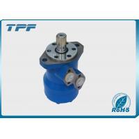 Easy Installation Orbital Hydraulic Motor Danfoss With Shaft Distribution Flow