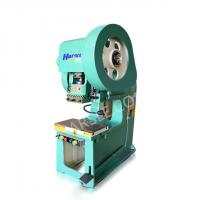 Buy cheap J21S Series Deep-Throat Power Punching Machine for Eyelet Hole Punching from wholesalers