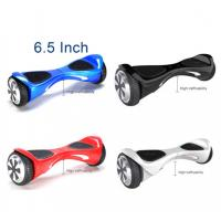 6.5 Inch 2 Wheel 350 Watts Hoverboard Scooter Self Balancing Vehicle Manufactures